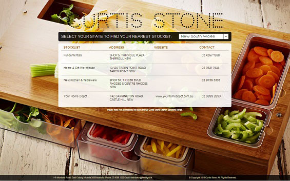 curtis stone desktop screenshot