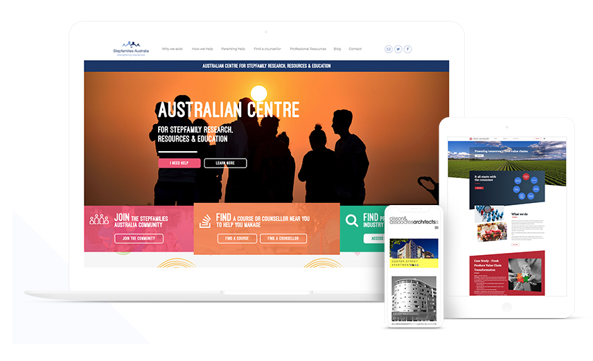 Yarra Web, web design Melbourne, portfolio
